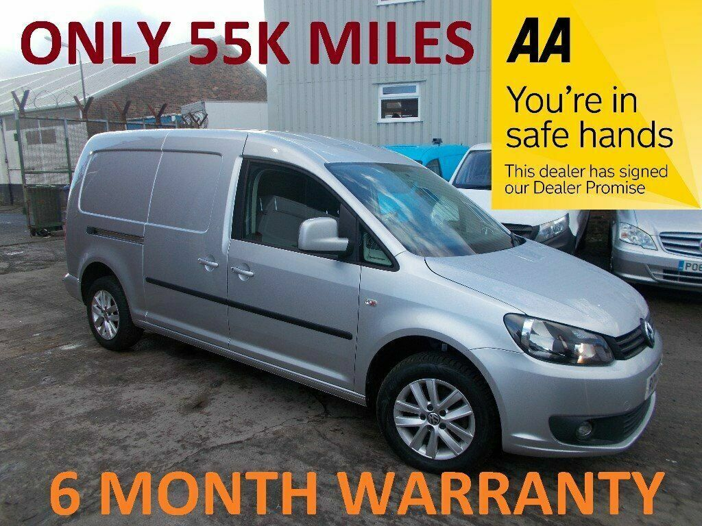 9b957ba0ae Volkswagen Caddy Maxi C20 1.6 TDI 102 HIGHLINE DSG   ONLY ...
