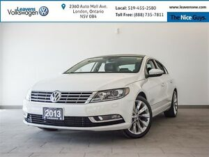 2013 Volkswagen CC HIGHLINE+NAVI+PANOSUNROOF+BLUTOOTH