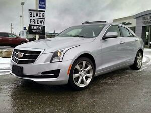 2015 Cadillac Sedan Sdn 2.0L ATS AWD *Nav* *Heated Leather*