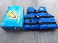 Children Life Jacket and Sea King Inflatable Boat