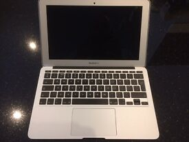 "Apple MacBook Air A1465 11.6"" Laptop - MD223B/A (June,2012) Used Excellent"