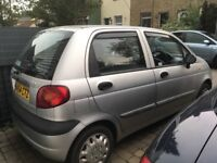 Daewoo Matiz excellent little car
