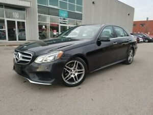 2015 Mercedes Benz E-Class E250 BlueTEC AMG PACKAGE FULLY LOADED