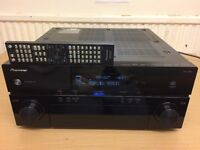 PIONEER VSX-LX 60 THX CERTIFIED, HDMI, USB/IPOD, 3D NETWORK RADIO RECEIVER, FULLY TESTED & WORKING.