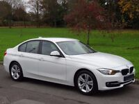2014 BMW 3 Series 2.0 318d Sport 4dr (start/stop) - NAVIGATION - AUTOMATIC - 1 OWNER