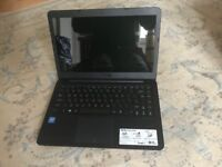 Asus L402S Notebook, 4GB memory, Windows 10; never used, still in box, with carry case