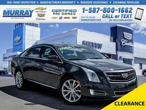 2016 Cadillac XTS **Only 11,000 kms!  Luxury!**