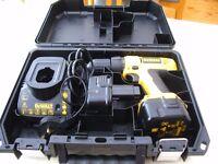 DeWALT DC740KA 12V Compact Cordless Drill Driver
