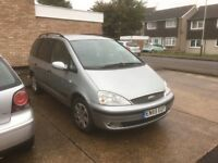 Ford Galaxy 2.3 petrol automatic 2006