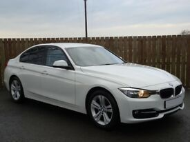 2012 62 BMW 3 SERIES 2.0 320D EFFICIENCY DYNAMICS 4D 161 BHP DIESEL 23k Miles
