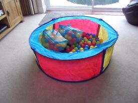 Childrens Ball Pool - Chad Valley