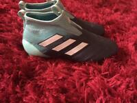 Adidas pure control football boots
