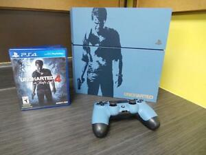 Console ps4 edition uncharted (p015289)