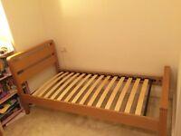 Bensons Wooden Single Bed