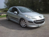 2007 Peugeot 207s, 1.4 Petrol, 9 Months Test, Tastefully Modified, Nice Little Car
