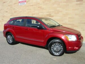 2010 Dodge Caliber SXT. WOW!! Only 114000 Km! Loaded! 5 Speed!