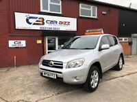 2009 TOYOTA RAV4 XTR D-4D 2.2 DIESEL*1 YEAR AA COVER*2 KEYS*FULL HISTORY*SUN ROOF*6 SPEED*CRUISE*