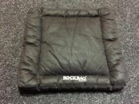 Rockbag by Warwick bass drum pillow, eq dampening muffling pillow