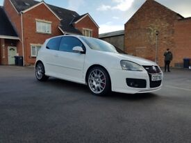 2007 VW Golf GTI Edition 30 Candy White