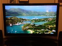 """50"""" LG widescreen Television"""