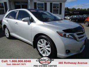 2013 Toyota Venza Touring Package $193.35 BIWEEKLY!!!