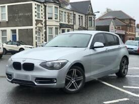 BMW 116D SPORTS £30 ROAD TAX + FSH