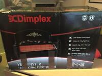 Dimplex traditional electric fire
