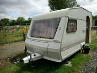 Abbey executive 390 by Cosalt 2 berth caravan