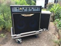 Ashdown evo 3 500 bass amp