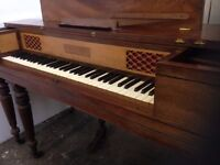John Broadwood & Sons London Square Piano for Sale