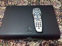 SKY HD box with remote,New in box