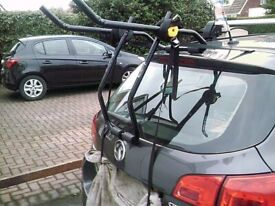 2 UNIVERSAL CYCLE RACKS 2 TO 3 BIKES £10 TO £15 EACH