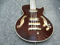 IBANEZ ARTCORE HOLLOW BODY BASS AGB200