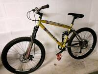 Kona MOKOMOKO mountain bike/Specialized/boardman