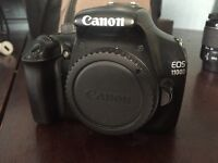 Canon 1100d With 18-55mm Lens & Carry Case
