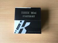KangerTech Subox Mini Starter Kit 50W UK SELLER NEW AND SEALED £30