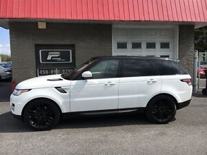 2016 Land Rover Range Rover Sport DIESEL Td6 HSE SPECIAL EDITION
