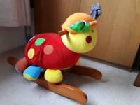 Ladybird rocker