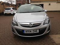 **2014 Vauxhall Corsa 1.3CDTi**1 Owner**30,000miles**£30 Road Tax**