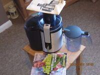 Philips juicer HR1861, maximum juice, minimum fuss