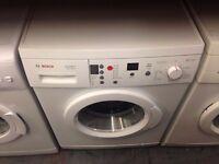 BOSCH WASHING MACHINE 6KG WHITE RECONDITIONED