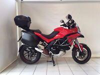 2014 Ducati Multistrda 1200 S GT ---- Price Promise