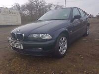 BMW 3 Series 1.9i 316 SE Saloon 4dr SPARE OR REPAIR