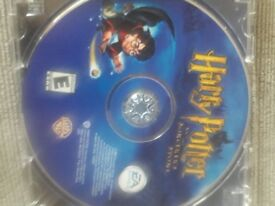 RARE HARRY POTTER WINDOWS GAME 2001