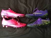 Men's size 12 Nike football boots