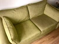 Green sofa (two seater)