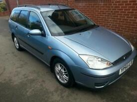 2004 FORD FOCUS TDCI ESTATE