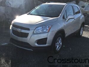 2015 Chevrolet Trax AWD/TURBO/SUNROOF/REMOTE START/BACKUP CAMERA