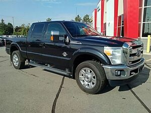 2014 Ford F-250 Lariat DIESEL 4X4 SHORTBOX LOADED