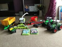 TOYS Various Bruder toys from £ 7 to £20 and 2 Xbox games